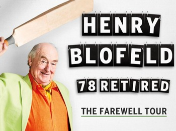 78 Retired: Henry Blofeld picture