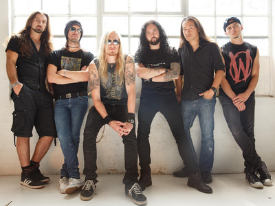 DragonForce artist photo