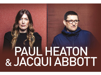 Crooked Calypso Tour: Paul Heaton, Jacqui Abbott picture