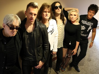 Blondie artist photo