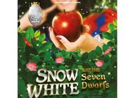 Snow White And The Seven Dwarfs: Regal Entertainments, Johnny Vegas, Lucy Jo Hudson artist photo