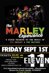 Flyer thumbnail for The Marley Experience