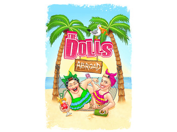 The Dolls Abroad: The Dolls picture