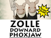 Zolle, Downard, Phoxjaw event picture