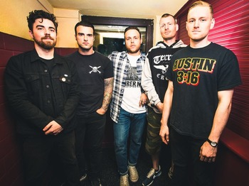 Stick To Your Guns + First Blood + Hundredth + Departures picture