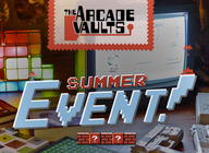 The Arcade Vaults Summer Event artist photo