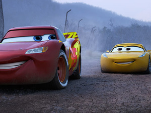 Film promo picture: Cars 3