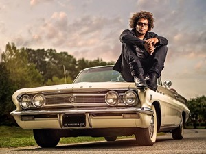 Jake Clemons artist photo