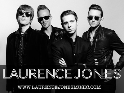 Laurence Jones artist photo