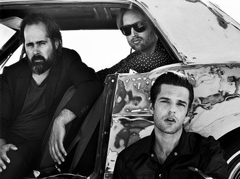 The Killers, Juanita Stein picture