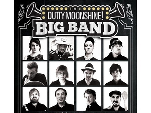 The Dutty Moonshine Big Band artist photo