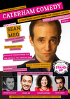 Flyer thumbnail for House of Stand Up Presents Caterham Comedy: Sean Meo, Juliet Meyers, Nigel Ng, Peter Flanagan, Dave Green