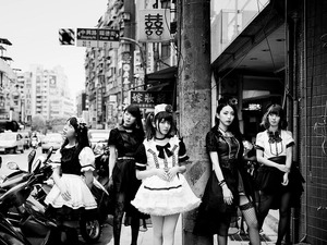 Band-Maid artist photo
