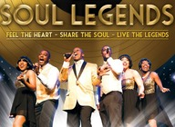 Soul Legends - Win a pair of tickets