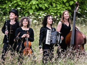 London Klezmer Quartet artist photo