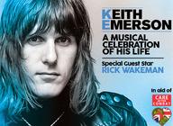 Keith Emerson - A Musical Tribute: Jim Davidson, Rick Wakeman, Rachel Flowers, Thierry Eliez, Lee Jackson, Noddy's Puncture artist photo