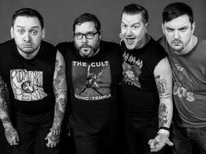 Teenage Bottlerocket artist photo