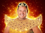 Aladdin: Tony Maudsley artist photo