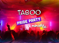 Taboo's Pride Party 2017 artist photo