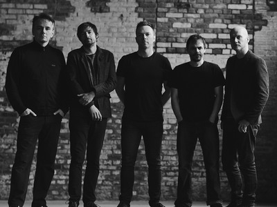 The Pineapple Thief artist photo