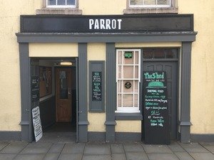 The Parrot artist photo