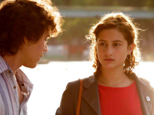 Film promo picture: Goodbye First Love