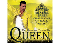 Champions of Rock - The Ultimate Tribute To Queen artist photo