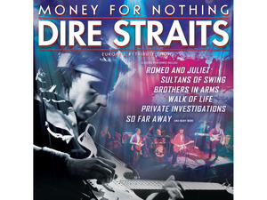 Money For Nothing - Europe's #1 Dire Straits Show artist photo