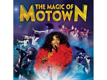 The Reach Out 50 Years of No.1 Hits Tour: Magic Of Motown (Touring) picture