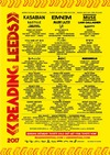 Flyer thumbnail for Leeds Festival 2017