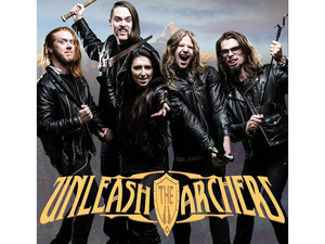 Unleash The Archers artist photo
