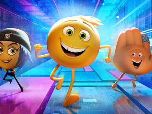 Film promo picture: The Emoji Movie: Express Yourself