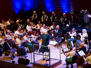 The Scottish Fiddle Orchestra picture