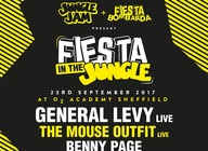 Fiesta In The Jungle: General Levy, The Mouse Outfit, Benny Page, Channel One Sound System, Gardna, Junglist Alliance, Defacto, Luke EP, Double Gee artist photo