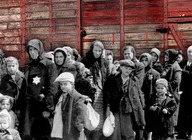 Last Train To Auschwitz artist photo
