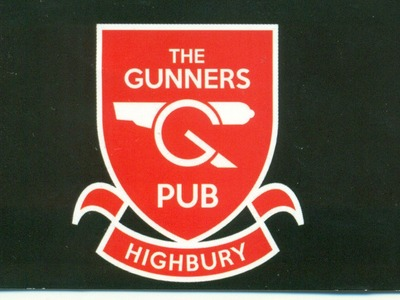 The Gunners Bar venue photo