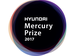The 2017 Hyundai Mercury Prize event picture