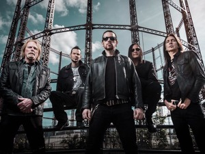 Black Star Riders artist photo