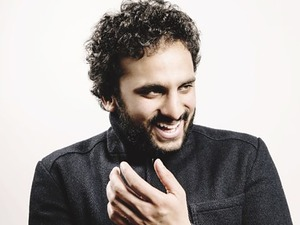 Nish Kumar artist photo