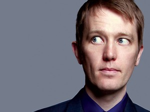 Alun Cochrane artist photo