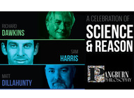 A Celebration Of Science & Reason: Richard Dawkins, Sam Harris, Matt Dillahunty artist photo