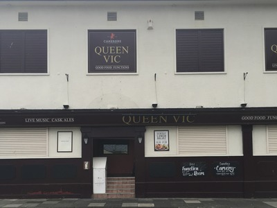 The Queen Vic venue photo