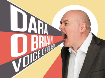 London Comedy Lunch 2013: Dara O Briain picture