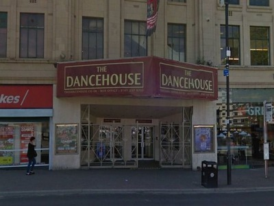 Dancehouse Theatre venue photo