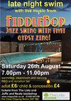 Flyer thumbnail for FiddleBop!
