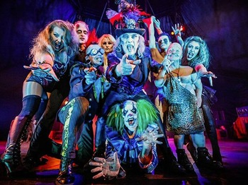 The Never Ending Nightmare: Circus Of Horrors picture