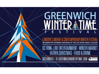 Greenwich Winter Time Festival: Father Christmas picture