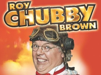 Roy Chubby Brown The Good