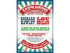 3 Ring Circus announced Richard Hawley, Lou Doillon & James Dean Bradfield