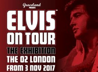 Elvis On Tour - The Exhibition: No booking fees!